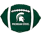 Michigan State Mylar