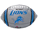 Detroit Lions Football Mylar